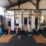 Aerial Conditioning Class
