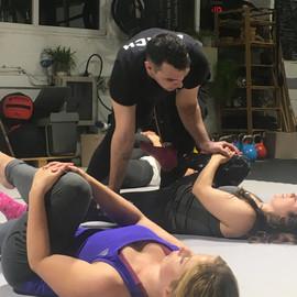 Stretch and Flexibility