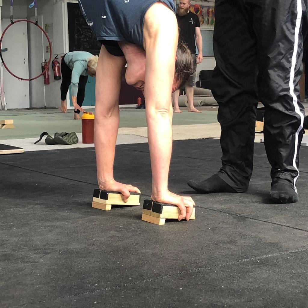 Hand Balance Class