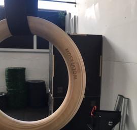 Gymnastics Rings Class, Cornwall