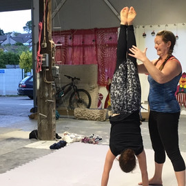Handstand and Gymnastic Classes Cornwall