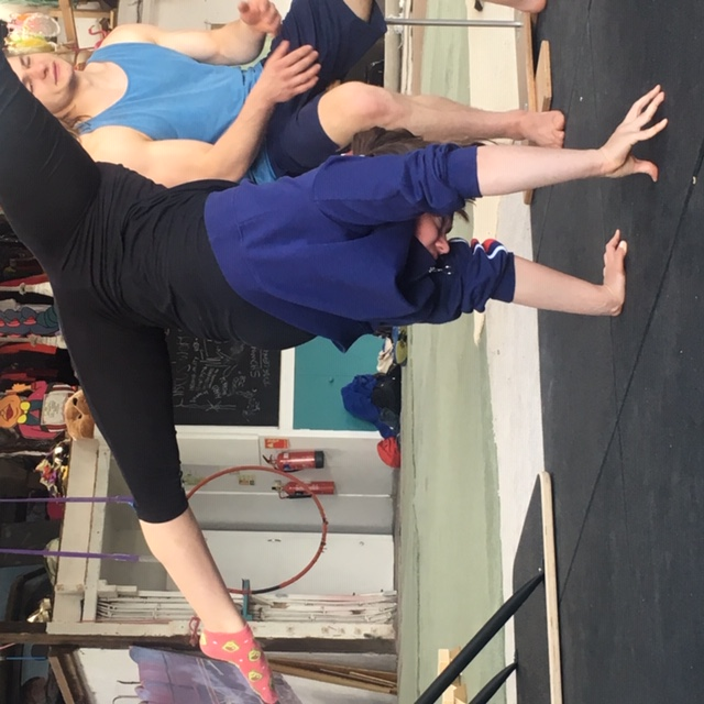 Contortion and Flexibility Classes Cornw