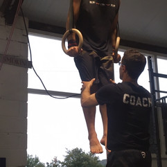 Gymnastic Rings Class