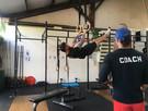 Calisthenics Training, Cornwall
