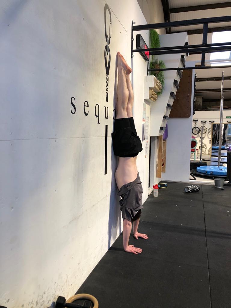 Handstand Strength Class