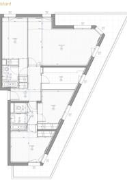 rénovation appartement 92 architecte d'interieur Margot Kit MK Design Paris existant