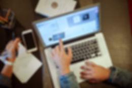 website editing