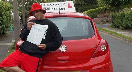 Driving Lessons Bradford