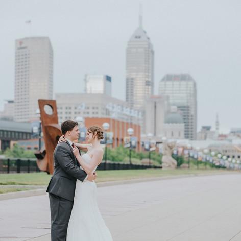 Indianapolis Zoo Wedding