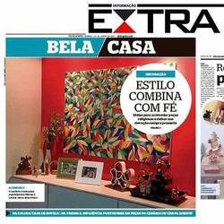 Reportagem do dia de hoje no EXTRA#reportagem#arquitetura #decor #decoracao #homedecor #homedesign