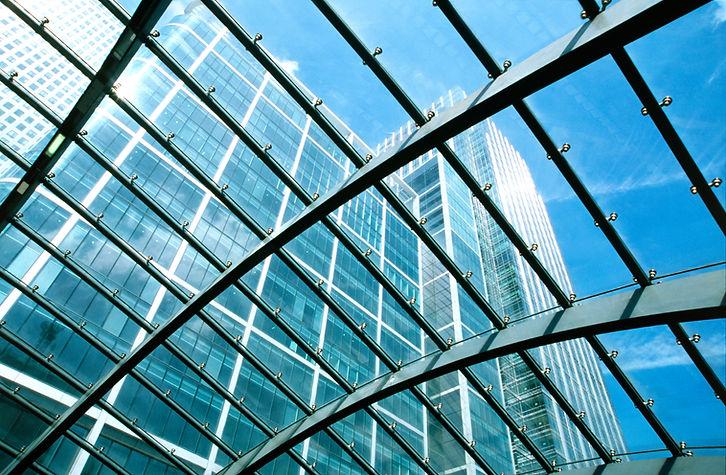 soffitto di vetro
