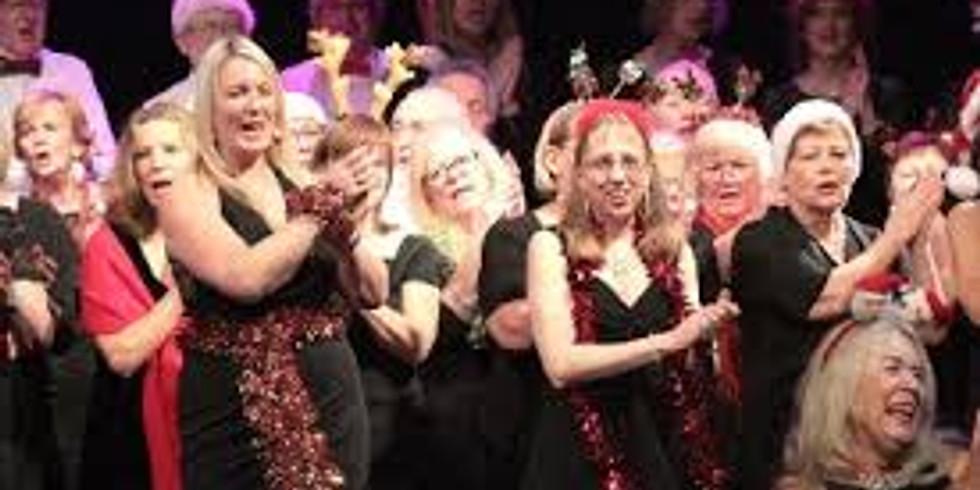 Christmas Dinner with the Voices Choir