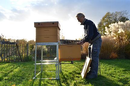 Pierre, Debrichy, ergonomiel, apiculture, miel