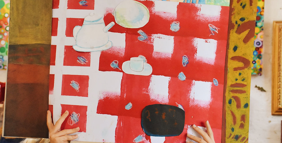 6+Term Time Classes | Summer Term 2021 | Studio - In Person