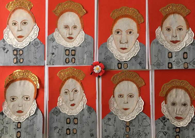 School Workshop - Queen Elizabeth I