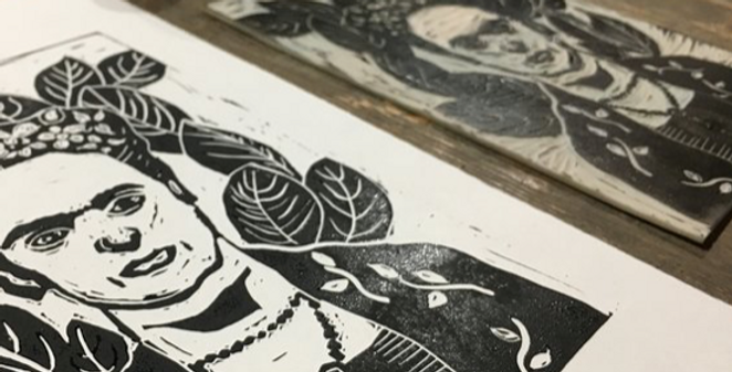 Print and Prosecco Nights   Hosted by Lavender Print School