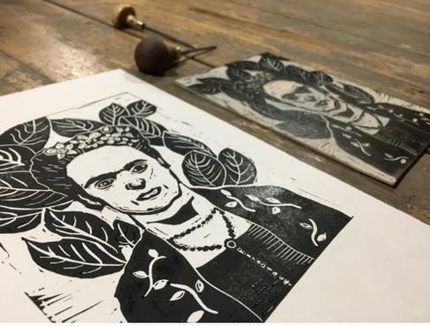 Frida Kahlo - Print Special