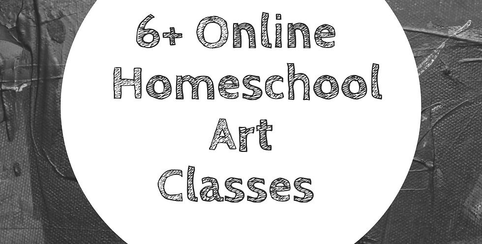 6+ Homeschooling Online Term Time Classes