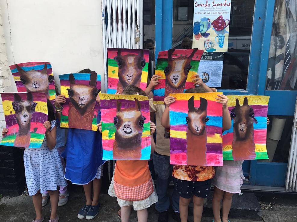 5+ Holiday Artworkshop