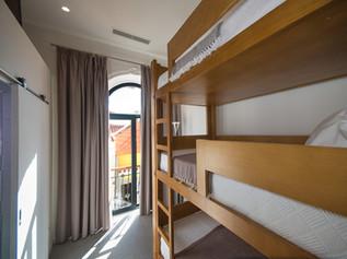 Quartos Privados e Dormitórios