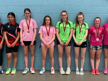 Juniors shine at Avon Restricted tournaments