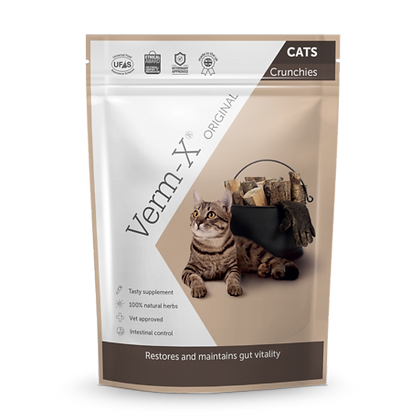 Verm-X for Cats 120g