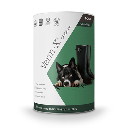 Verm-X for Dogs 325g