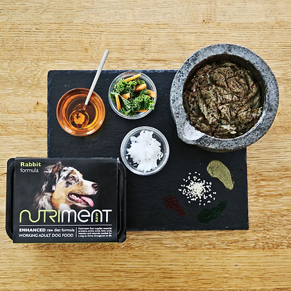 Nutriment Rabbit Tray 500g