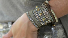 Trends: Stack-able Jewelry & Mixed Metals