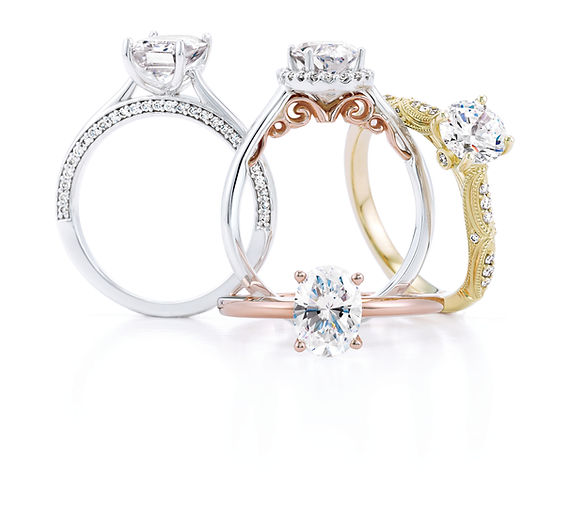 Ever & Ever Engagement rings