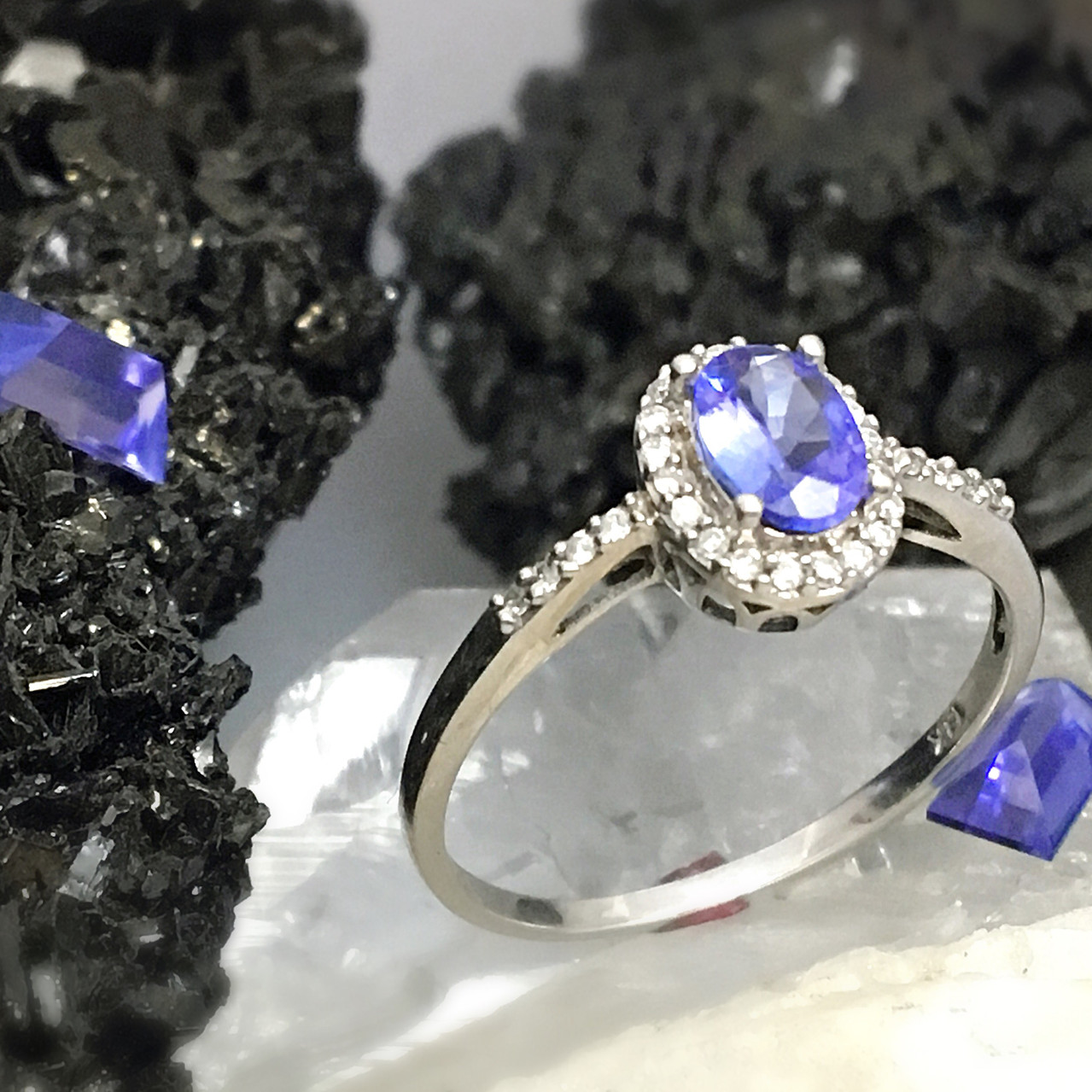 Beautiful Tanzanite