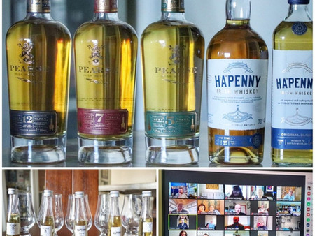 May 2020 - Pearse Lyons Distillery