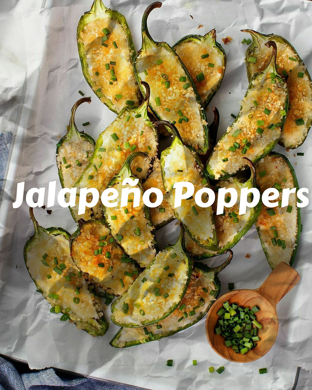 The best baked jalapeños in town
