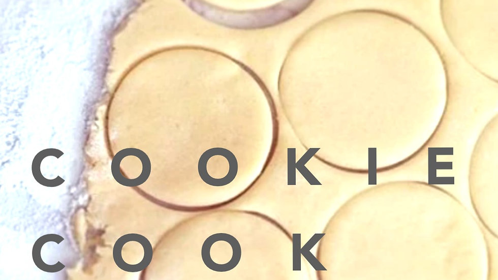 COOL HOUSEWIVE´S COOKIE COOK BOOK