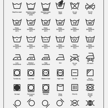 Laundry Cycles Ciclos de Lavado