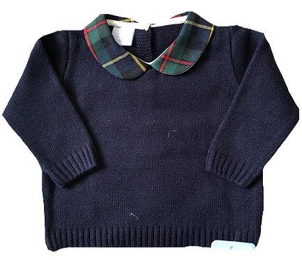 GRANLEI Arthur tartan jumper