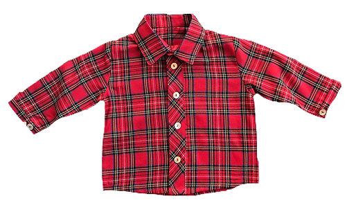CUA CUAK Bradley check shirt