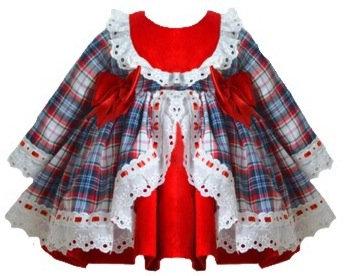 PO Stella 2 piece dress and pants