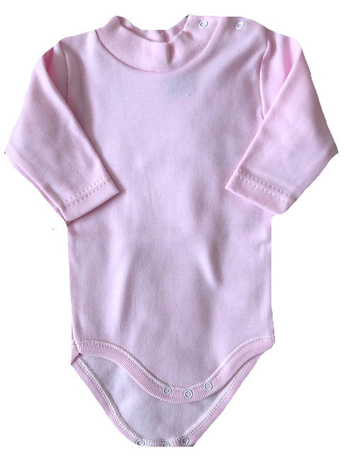 BABIDU turtleneck bodysuits