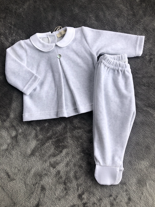 BABY GI velour 2 piece