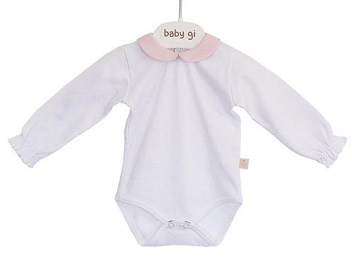 BABY GI pink long sleeve body
