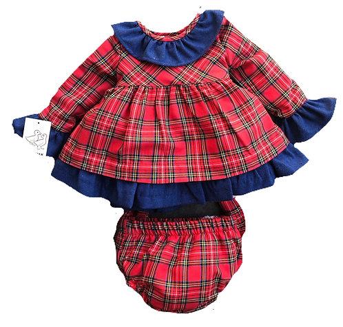 CUA CUAK Ellie dress and pants set