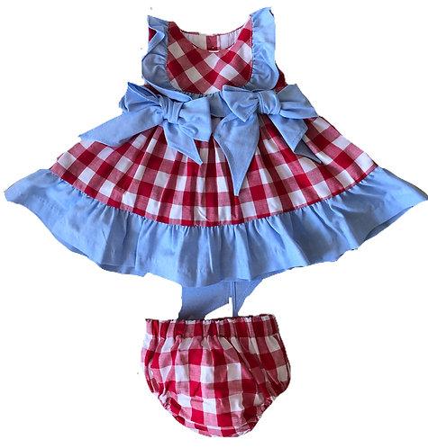 CUA CUAK Trixie dress and pants