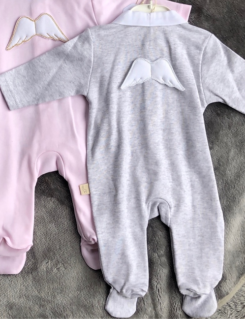 BABY GI wing rompers