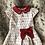 Thumbnail: PRETTY ORIGINALS Gem dress and headband set