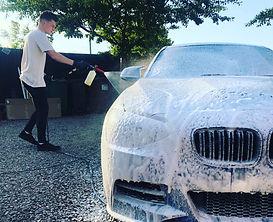 Snowfoam Pre Wash