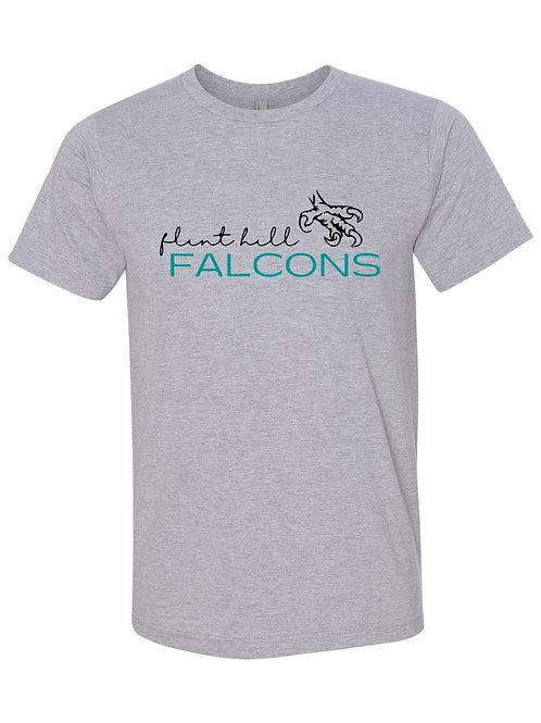 FH - Bayside - Ringspun 50/50 Heather Unisex T-Shirt