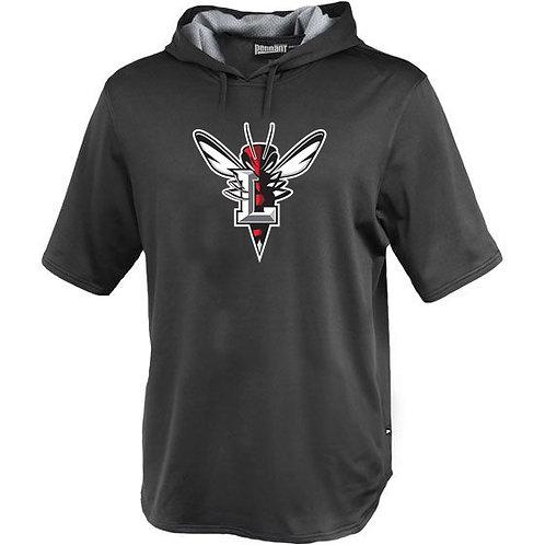 LY - Short Sleeve Warmup Hornet Hoodie