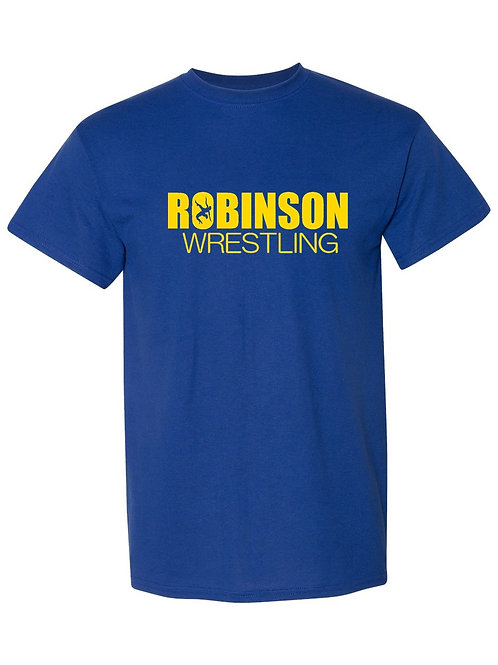 Robinson Wrestling DryBlend Sport Tee (Two Shirts)