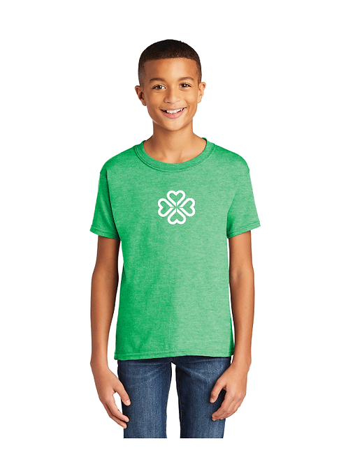 St. Patrick's Day Soft Cotton Tee